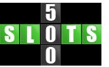 Casino Slots500 Logo