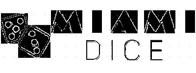 Miami Dice Casino Logo